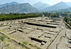 Lord Vishnu's 1,300-Year-Old temple discovered in Northwest Pakistan's Swat