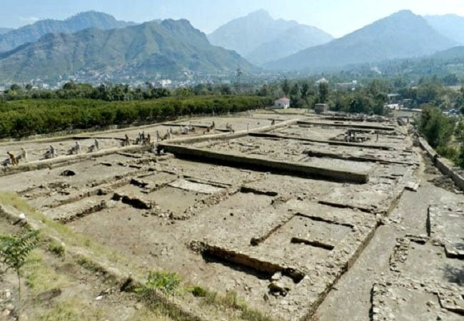 Lord Vishnu's 1,300-Year-Old temple discovered in in Northwest Pakistan's Swat