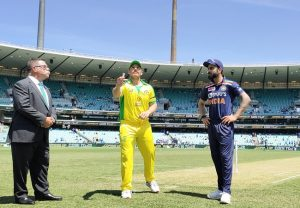 Ind VS Aus: India in desperate search of wicket as Warner, Finch motor along
