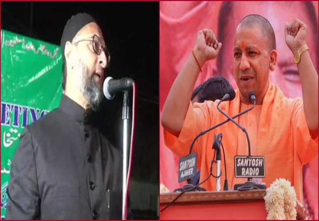 Your entire generation will end but...: Owaisi's sharp retort to Adityanath's 'Bhagyanagar' remark