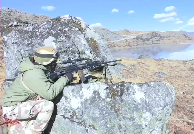 Alertness levels very high, China can't surprise us, says ITBP on LAC in Tawang sector