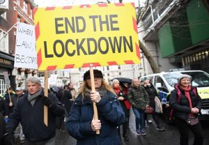 London could be under COVID-19 lockdown for months: UK health secretary