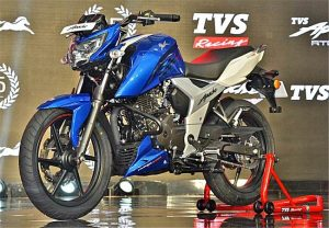 TVS Motor Company's two-wheeler export clocks 100,000 unit milestone