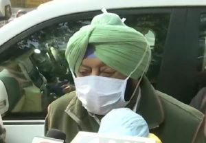 Farmers Protest, Day 8 LIVE UPDATES: There's nothing for me to resolve, says Punjab CM Captain Amarinder Singh