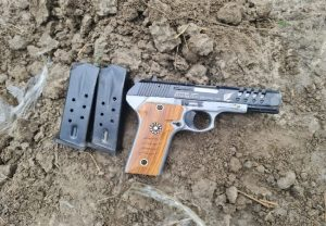 BSF eliminates two intruders at the Attari border area in Punjab, weapons recovered