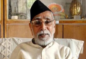 RSS ideologue MG Vaidya passes away at 97