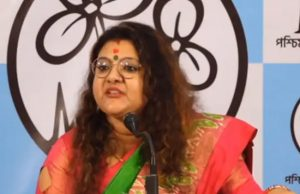 BJP MP Saumitra Khan's wife Sujata Mondal joins TMC, irked lawmaker says will file for divorce