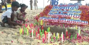 16 years of Tsunami: Tamil Nadu residents pay tribute to victims (PICs)