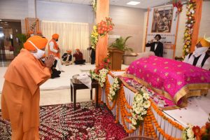 Sahibzada Day 2020: UP CM Yogi Adityanath attends Gurbani Kirtan
