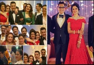 Inside Aditya Narayan's wedding reception; See Pics