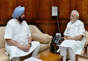 Punjab CM writes to PM Modi, seeks priority allocation of COVID-19 vaccine once available