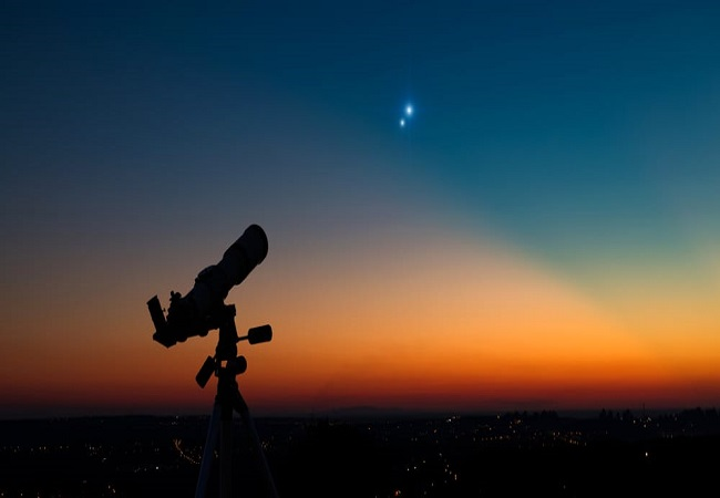 Great Jupiter-Saturn conjunction after 367 yrs in 2020: How to watch in India