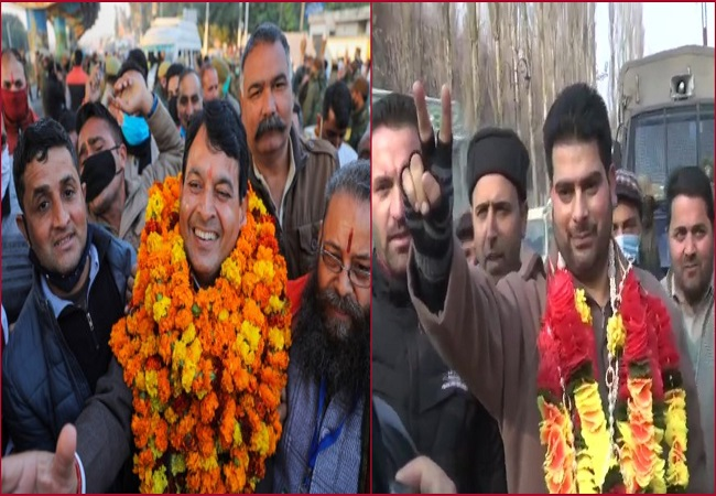 J-K DDC polls: BJP emerges as single largest party with 74 seats, PAGD bags 112