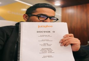 Ayushmann Khurrana to star in and as 'Doctor G', says 'fell in love with script'