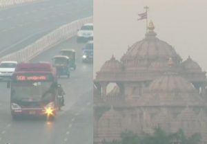 Delhi's air quality remains in 'moderate' category: SAFAR