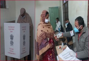 J-K DDC elections: Voting for final phase underway