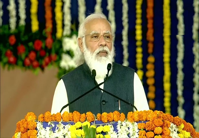 A conspiracy is going on to confuse farmers, govt ready to clarify all doubts: PM Modi