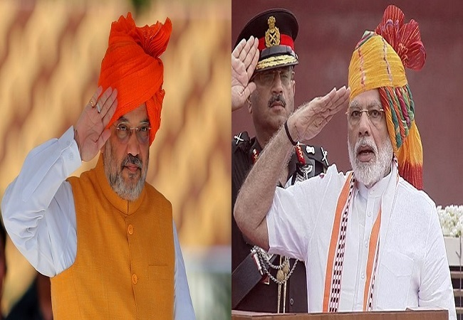 BSF Raising Day: PM Modi, Amit Shah extend wishes
