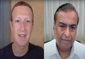 Mark Zuckerberg, Mukesh Ambani discuss WhatsApp-Jio impact in India