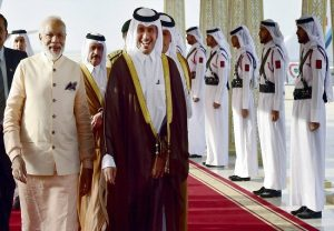 PM Modi speaks to Qatar's Emir; discuss cooperation in fields of investment, energy security