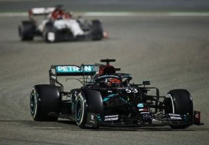 Formula 1 champions Mercedes fined 20,000 euros for tyre mix-up at Sakhir Grand Prix