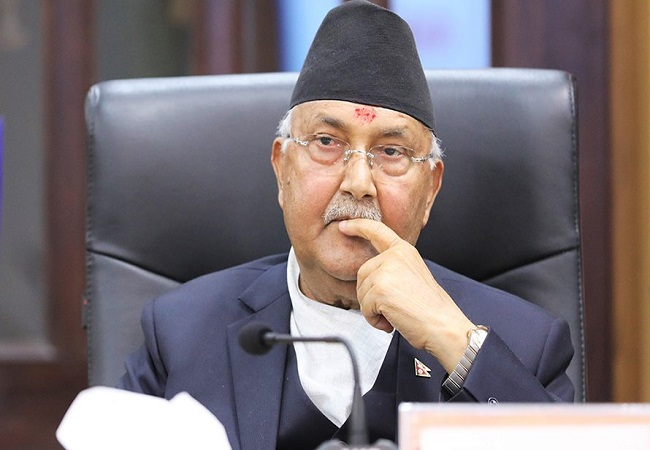 Nepal PM Oli recommends dissolution of Parliament, opposition calls emergency meeting