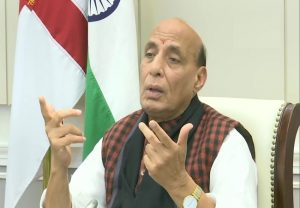India is way far ahead of China in leading the world with ideas: Rajnath Singh