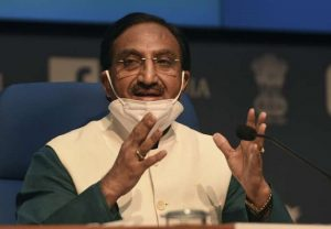Education Minister Ramesh Pokhriyal to hold live session on Dec 10 to talk about upcoming exams