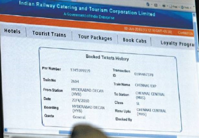 IRCTC launches upgraded e-Ticketing website & mobile App for online Railway tickets booking