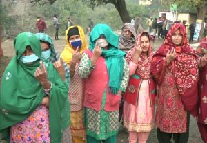 DDC elections: 42.79% votes polled till 1 pm across J-K