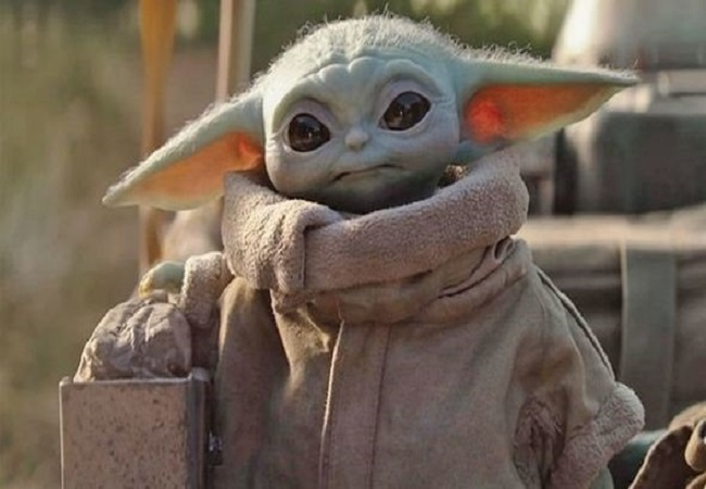 Google Search lets users summon 3D Baby yoda to home