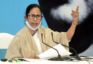 Ahead of West Bengal polls, CM Mamata Banerjee announces free COVID vaccine for state