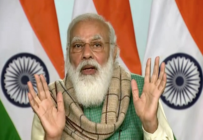 States not to bear cost of COVID-19 vaccination of three crore health, frontline workers: PM Modi