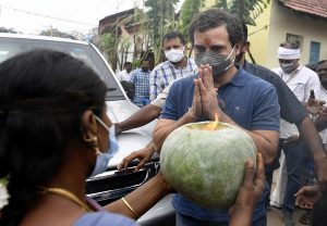 Will defend Tamil culture: Rahul Gandhi begins 3-day TN visit today