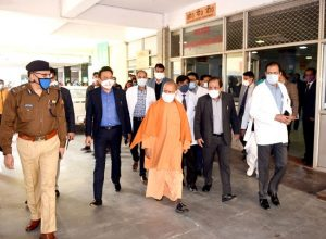 Yogi govt lays down directives to 'Team 9' to fight Covid-19 pandemic in state