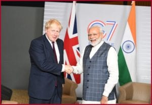 PM Modi invited by UK to attend G7 summit as a guest in June 2021