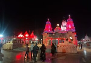 Gorakhnath temple decks up for Makar Sakranti (PICs)