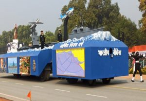 In R-Day tableau, India Navy to showcase its stellar role during 1971 India-Pak war