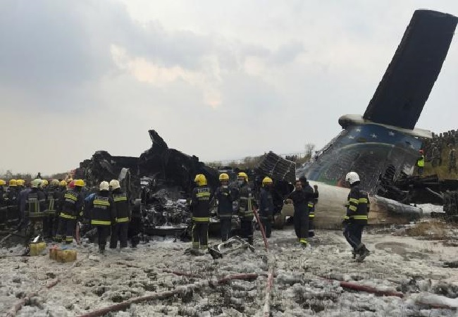 Indonesia's crashed plane -1
