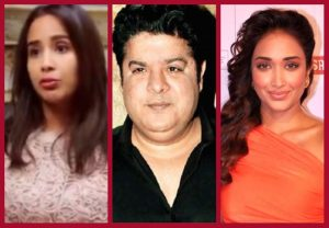 WATCH: Jiah Khan's sister alleges Sajid Khan asked the actress to take off her b** for rehearsal