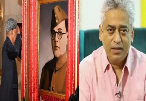 Row over Netaji portrait: President's press secretary writes scathing letter to India Today Group