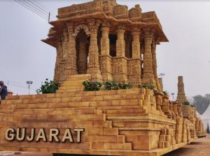 At Republic Day parade, Gujarat tableau to present replica of 'Sun Temple' of Modhera… See pics