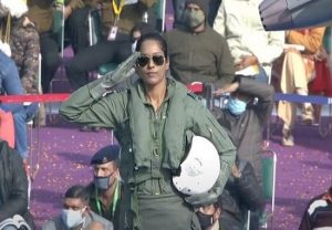 Republic Day: Flt Lt Bhawana Kanth first woman fighter pilot to be part of Air Force contingent