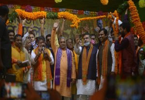TMC more dangerous than Covid, will go away after West Bengal polls: Dilip Ghosh
