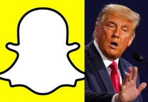 Snapchat permanently bans President Donald Trump over his role in inciting Capitol violence