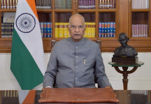 President Kovind takes veiled dig at China, says India foiled expansionist move in Ladakh