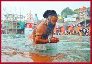 Kumbh Mela 2021: Over 7 lakh devotees take holy dip in Ganga in Haridwar, says Uttarakhand govt