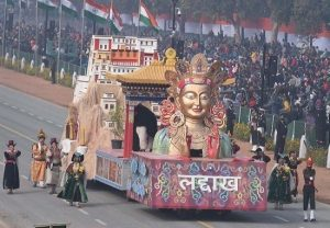 Ladakh tableau to make debut in Republic Day parade