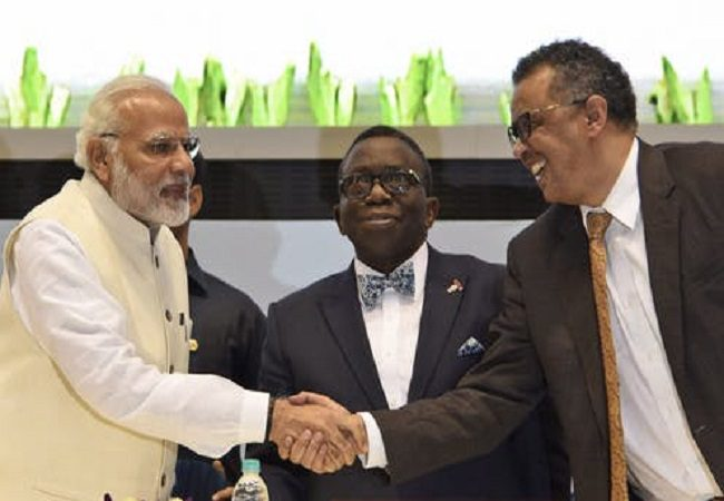 WHO chief Tedros lauds India, PM Modi for support to global COVID-19 response