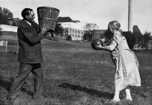 Why Dr. James Naismith, the father of Basketball trending on social media